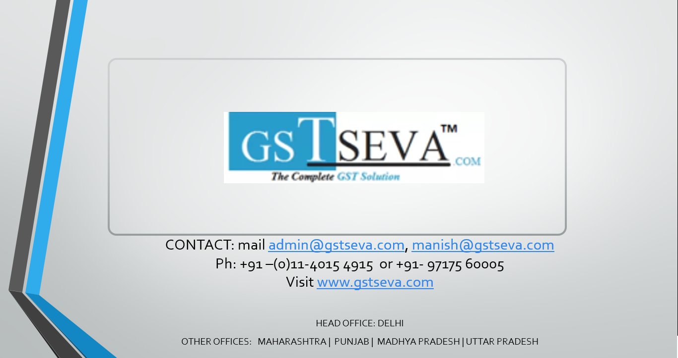 gst login for gst seva